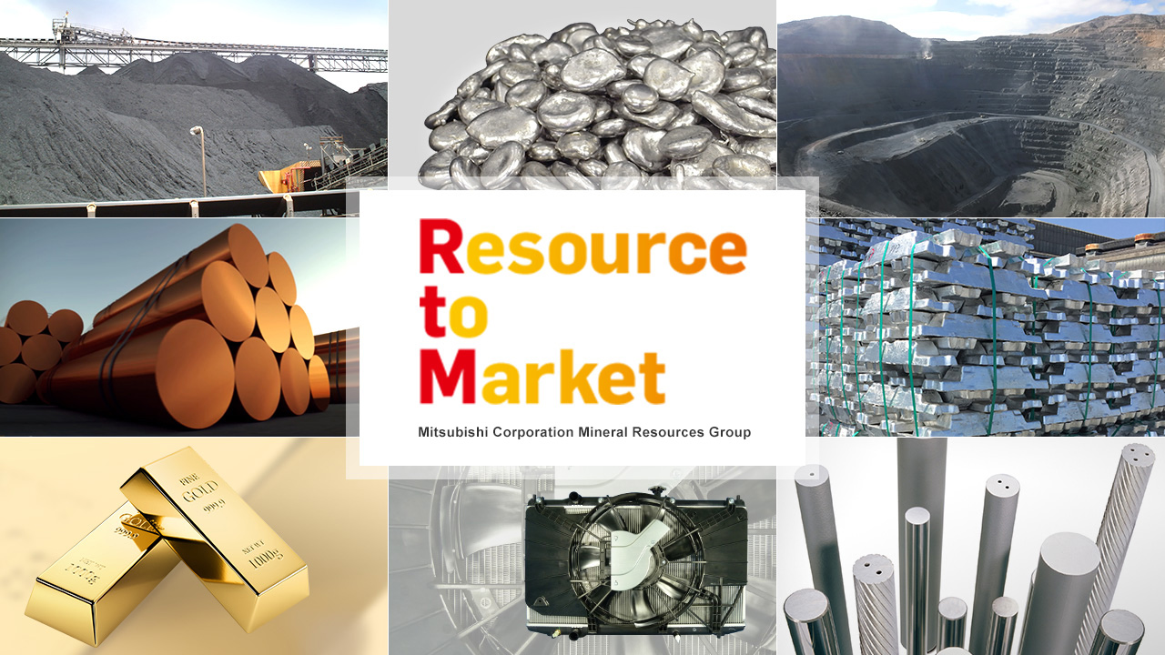 Resource to Market Mitsubishi Corporation Metals Group